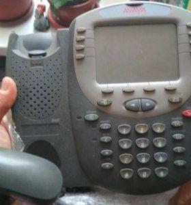 Телефон avaya 2420