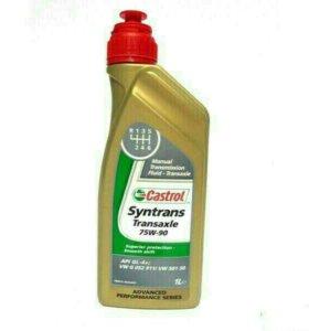 Castrol Syntrans Transaxle 75W-90 , 1 литр
