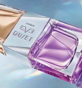 Первый двойной аромат от Avon