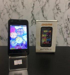 Телефон DIGMA XS 350. (2 SIM)
