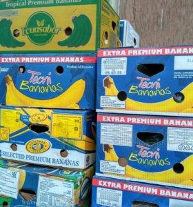 Ящики от бананов