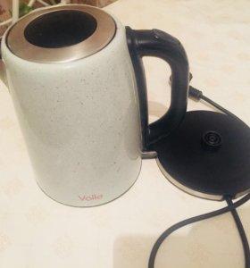 Керамический чайник Volle ☕️