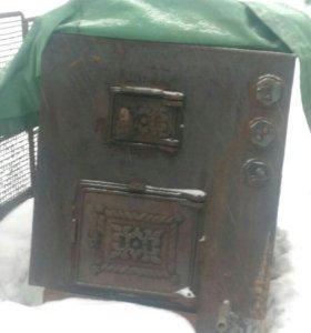 Котел отопления (дрова, уголь, 3 тэны)на 100 кв.м.