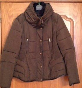 Зимняя куртка ZARA.