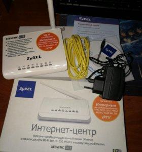 WiFi роутер ZyXEL