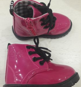 Новые ботиночки 21 разм.