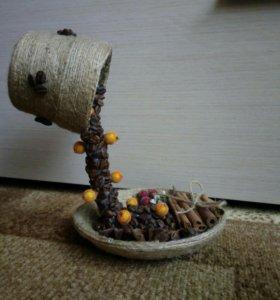 Чашечки (декор)
