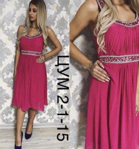Платье 42-46