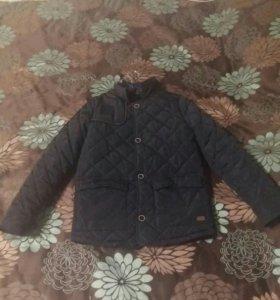 Куртка на мальчика 10-12 лет
