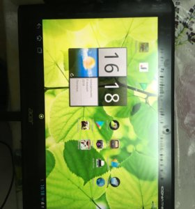 Acer iconic tan A701