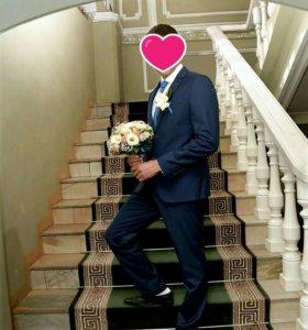 Свадебный костюм!!!