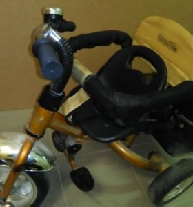 Детский трёхклоёсный велосипед