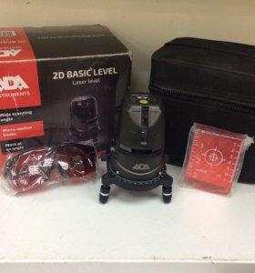 Лазерный уровень 2D Basic Level