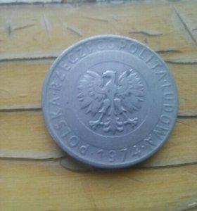Монета польская
