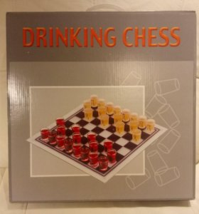 Пьяные шахматы (Drinking chess)