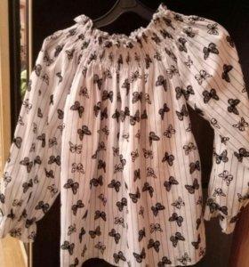 Блузки кофты