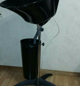 Мойка для парикмахера дома перенос