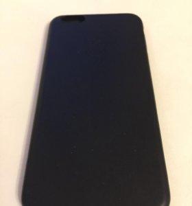 Оригинальный чехол на iPhone 6Plus кожаный