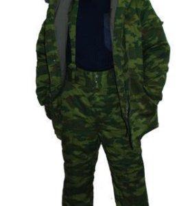 Флора зимняя бутан костюм армейский кмф