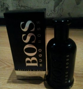Hugo Boss - Bottled Night