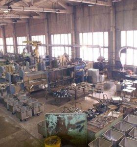 Аренда, производство, 1250 м²