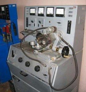 Стенд для проверки стартеров и генераторов Э-211