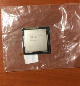 Intel core i5 -2300 2.8 + Кулер