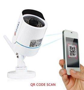 Камера видеонаблюдения Ctronics Bullet Wifi Ip Cam