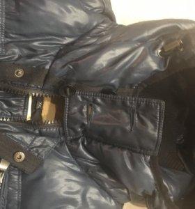 Куртка - пуховик мужская