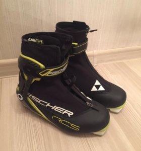 Ботинки лыжные Fischer rcs