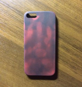 Чехол хамелеон для iPhone 5/5s/SE