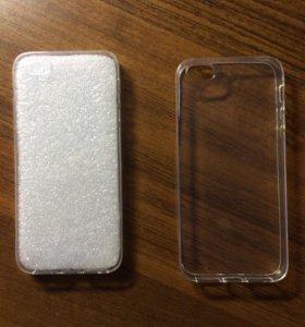 Чехол силиконовый для iPhone 5/5s/SE