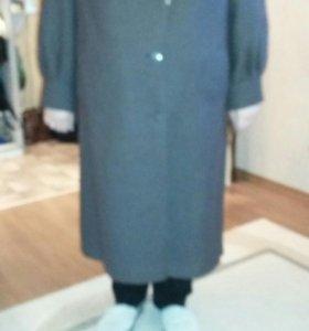 Пальто женское зимнее 58р