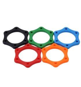 Кольцо для микрофона (шестигранник)
