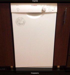 """Посудомоечная машина """"Bosch"""" SPS 40E12"""