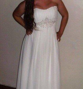 Платье, вечернее-свадебное, выпускное