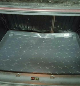 Коврик багажника ланос