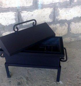 Продам коптильню горячего копчения
