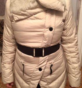 Куртка женская для тёплой зимы