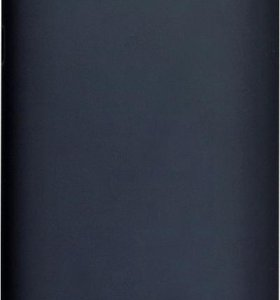 Силиконовый черн. матовый чехол для Sony Xperia Е5