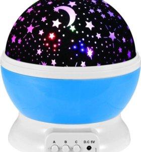 Ночник-проектор (звёздное небо)😍👍