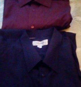 Рубашки мужские большого размера