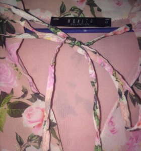 Блузка Mohito размер 42(евро ) наш L(48)