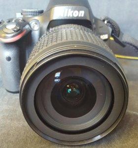 Nikon D5100 пробег 6004