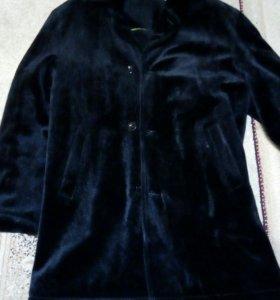 Пальто-полушубок