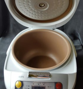 Мультварка Philips HD 3037/03, 980 Вт, 5 литров