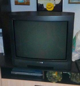 Телевизор Сони на запчасти