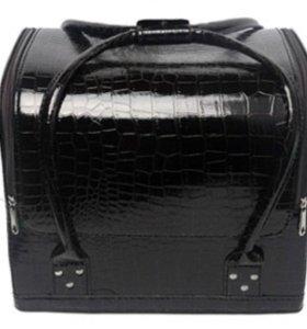 Новая сумка для косметики Бьюти кейс чемоданчик
