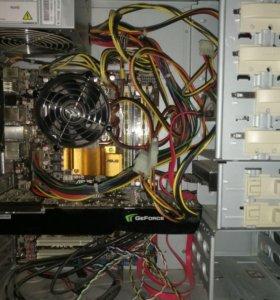 компьютер аsus p5ql-E