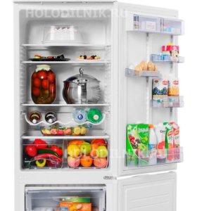 Новый холодильник Atlant